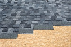 Asphalt Roofing Shingles roof replacement