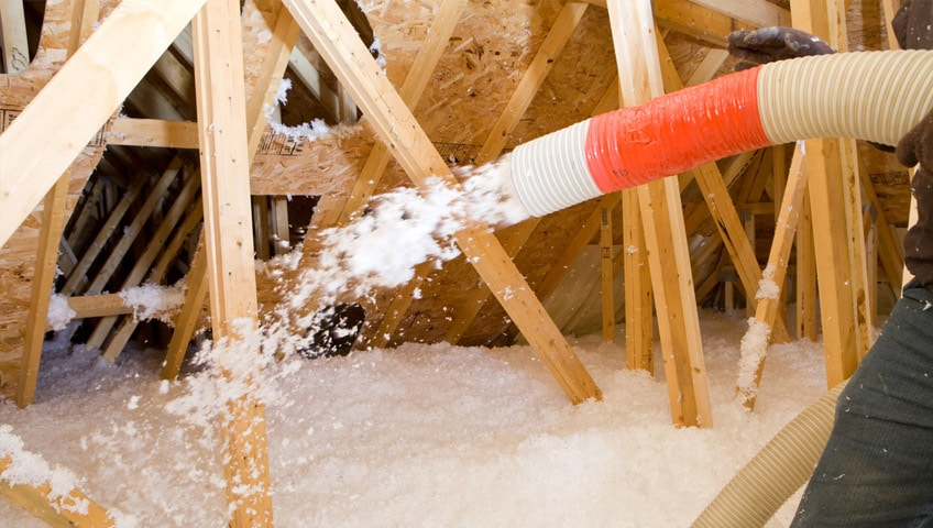 attic insulation rebate program